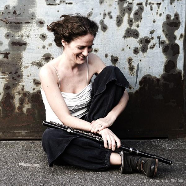Christa Becker Querflöte, Foto Stephanie Probst 7